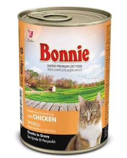 Bonnie Canned Cat food (Chicken in Gravy)