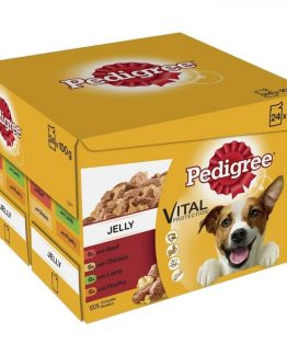 Pedigree Pouch Wet Adult Dog Food