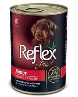 Reflex Plus Canned Puppy Food (Lamb In Gravy)