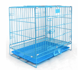 dog mesh cage
