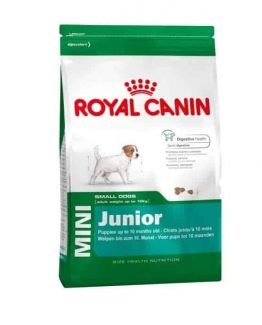 Royal Canin Mini Junior Dry Puppy Food