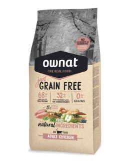 Ownat Just Grain Free Chicken Cat Food