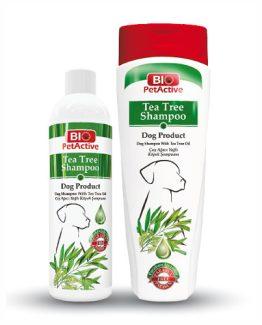 Bio PetActive Tea Tree Dog Shampoo
