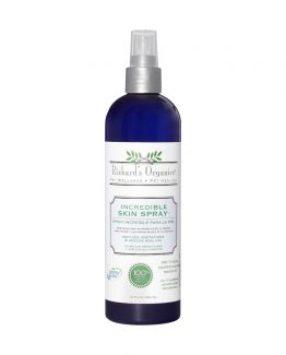 Richard's Organics Incredible Skin Spray for Dogs-front