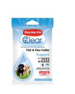 Bob Martin Clear Tick and Flea Collar Puppies