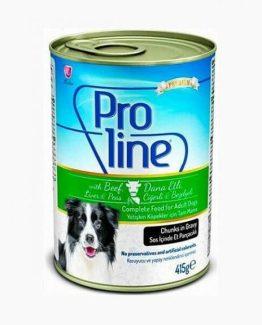 Proline Canned Dog Food (Beef & Liver & Pea)