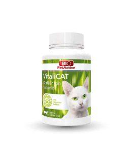 Bio PetActive VitaliCAT Multivitamin Tablet for Cats