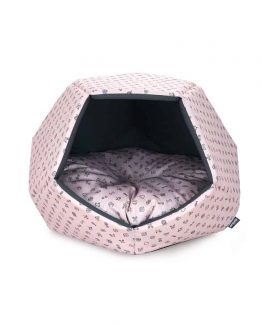 Empets Cubby House Pet Bed With Cushion