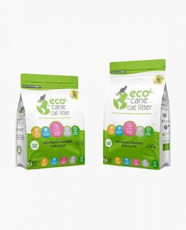 Eco Cane Clumping Cat Litter Natural