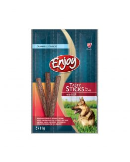 Enjoy Tasty Sticks With Beef for Dogs