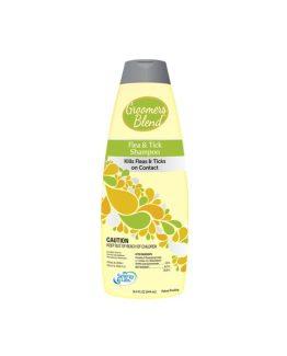 Groomer's Blend® Flea & Tick Shampoo