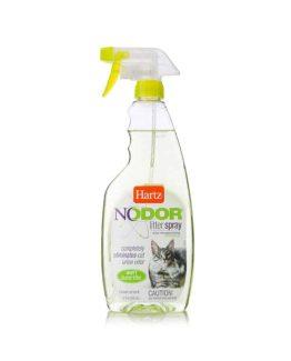 Hartz Nodor Litter Spray Scented - front