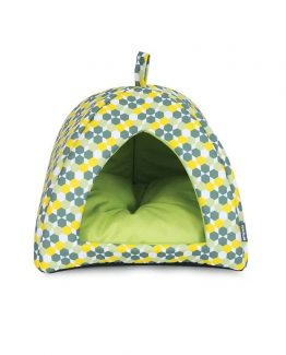 Empets Igloo Pet Bed with Cushion