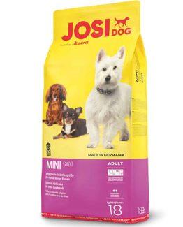 JosiDog Mini Dog food