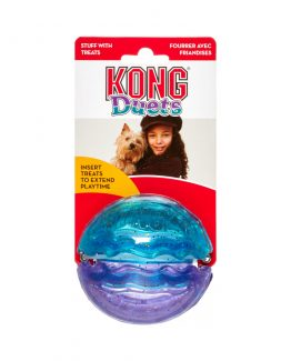 KONG Duets Kibble Ball Toy