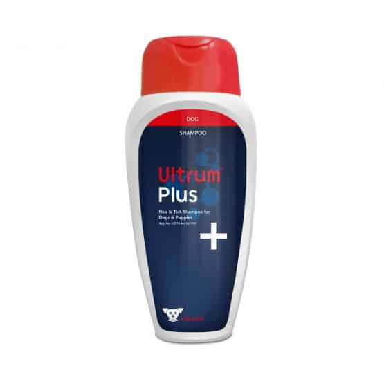 Kyron Ultrum Plus Flea and Tick Dog Shampoo