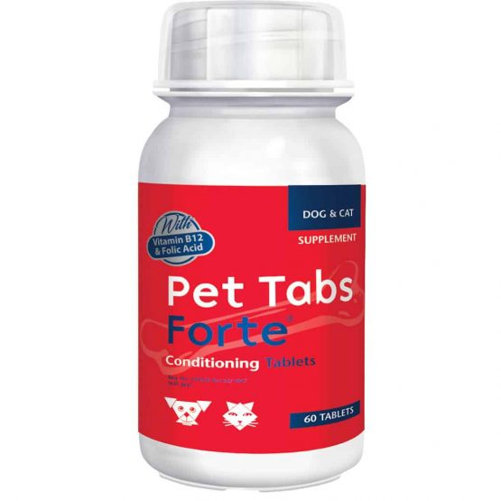 Kyron Pet Tabs Forte Dog and Cat Supplements
