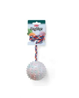 Padovan Toy Rubber Ball with Rope