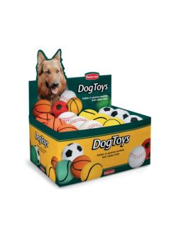 Padovan Toy Soft rubber ballfor dogs