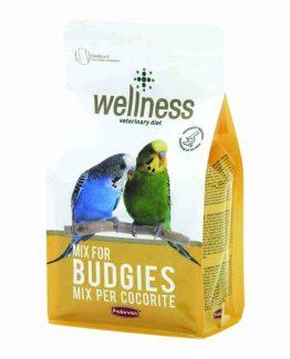 Padovan Wellness for Budgies