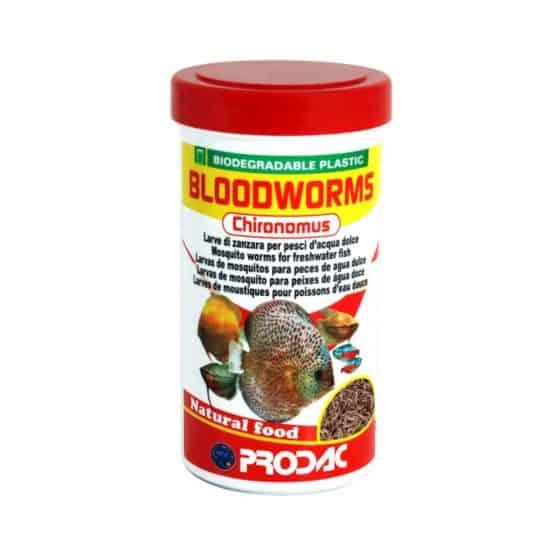 Prodac Bloodworms Chironomus