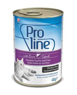 Proline Canned Cat Food (Liver)