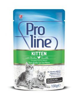 Proline Pouch KittenFood (Chicken)