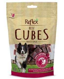 Reflex Beef Cube Dog Treats