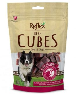 Reflex Beef Cube Dog Treats