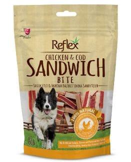 Reflex Chicken Meat & Cod Sandwich Bite