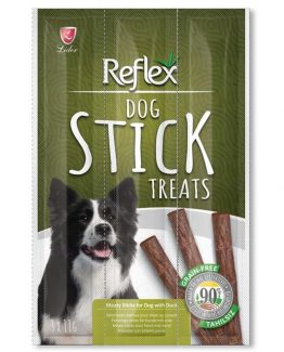 Reflex Dog Treats Meaty Sticks With Duck (3 sticks)