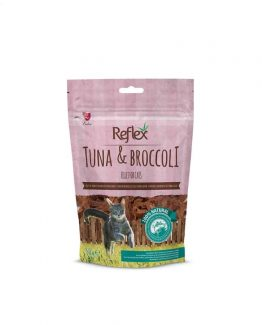 Reflex Tuna & Broccoli Fillet Treats for Cat