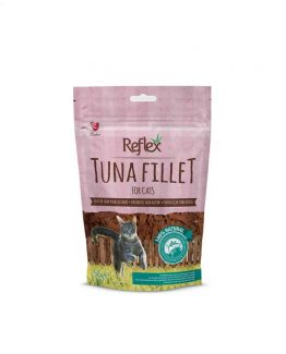 Reflex Tuna Fillet Treats for Cats