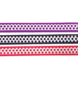 RoseWood Spotty Reflective Reflective Cat Collar