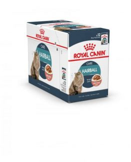 Royal Canin Hairball Care Wet Cat Food (In gravy)
