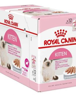 Royal Canin kitten loaf (in Jelly) Wet Cat Food