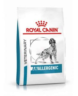 Royal canin vet diet anallergenic dry dog food