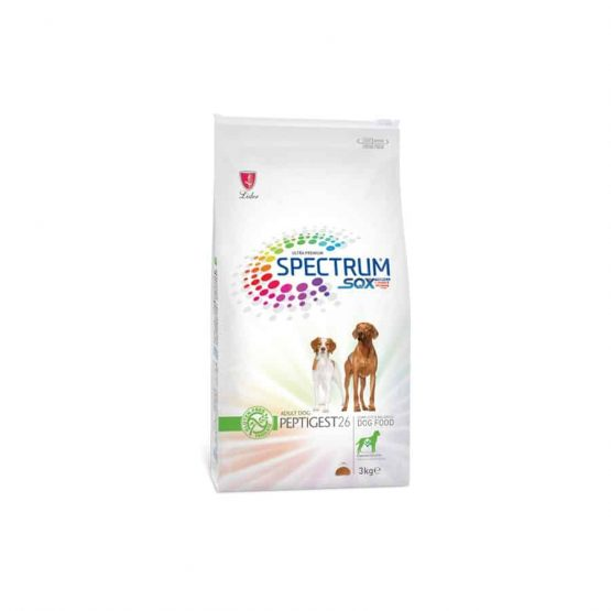 Spectrum Adult Dog Food Peptigest26, Gluten Free