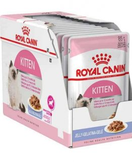 Royal Canin Instinctive Wet Kitten Food in jelly