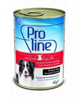 Proline Canned Dog Food (Lamb)