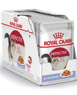 Royal Canin Instinctive (in Jelly) Wet Cat Food