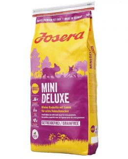 josera minideluxe dry dog food