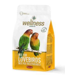 Padovan Wellness for Lovebirds